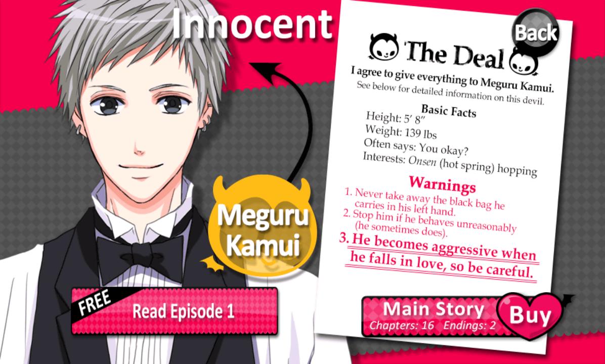 dating een demon meguru Wat heb ik nodig om te weten over dating een oudere man