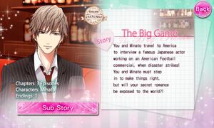 The Big Game Profile