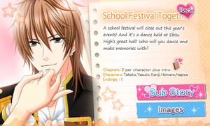 School Festival Together
