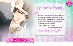 Up close & personal- Minato