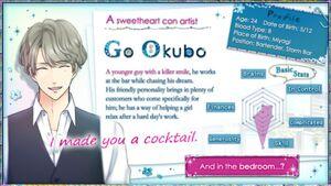 Go Okubo - Profile