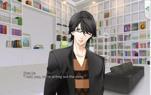 Our Two Bedroom Story Sosuke