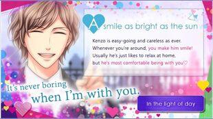 Kenzo Yasukawa-Smile As Bright As the Sun