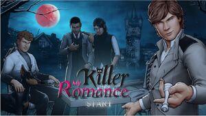 My Killer Romance - Title