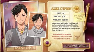 Alex Cyprin-Astoria Fate's Kiss