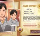 Alex Cyprin