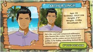 Arthur Singh-Castaway! Love's Adventure