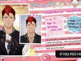 Yoshimitsu Valentine