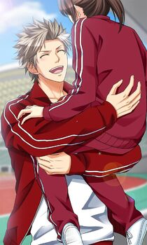 Ryuzo Hatta - Sports Day Kiss (1)