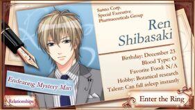 Ren Shibasaki (MWa7R) character description (1)