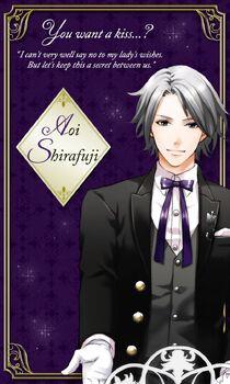 Aoi Shirafuji - Friend Campaign (1)