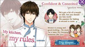 Shuichiro Momoi character description (1)