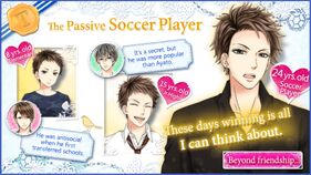 Takamune Kitami character description (2)