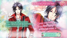 Yusuke Sakuraba character description (2)