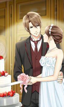 Ichigo Sato - Wedding (3)