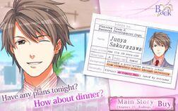 Junya Sakurazawa character description (1)
