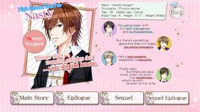 Yamato Kougami (MFW) character description (1)