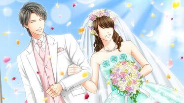 Sosuke Kikuchi - Wedding (3)
