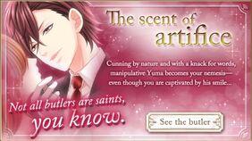 Yuma Akagi character description (2)