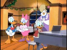 Paja u mikijevom bilo jednom na božić