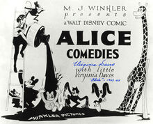 Alisine komedije