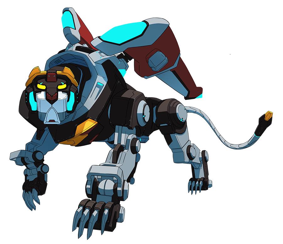 Black Lion Legendary Defender Voltron Wiki Fandom Powered By Wikia