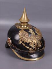 Pickelhaube (Spiked Helmet)