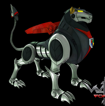 Black Lion (Voltron Force) | Voltron Wiki | FANDOM powered ...