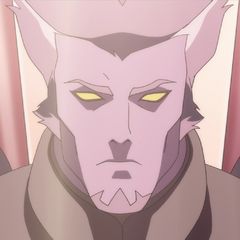 Thace fights in the name of Galra…Haggar just forgot to ask <i>which one</i>.