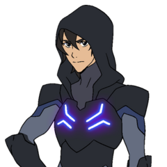 Keith's Blade of Marmora outfit/armor