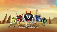 Voltron Force - Intro