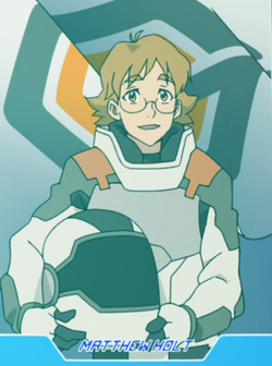 Matthew Holt | Voltron Wiki | FANDOM powered by Wikia