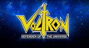 Voltron Defender of the Universe Slider