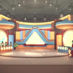 The game studio.