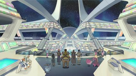 S2E07.56. Space Mall interior 3