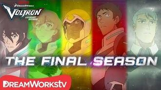 Season 8 Teaser Trailer DREAMWORKS VOLTRON LEGENDARY DEFENDER