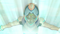 102. Allura in Castle crystal's beam.png