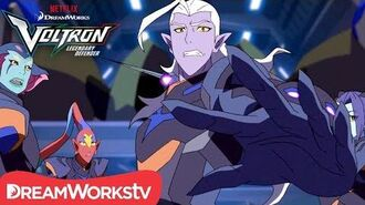 Season 4 Trailer DREAMWORKS VOLTRON LEGENDARY DEFENDER