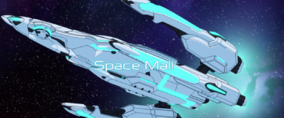 Voltron S2 Title Space Mall