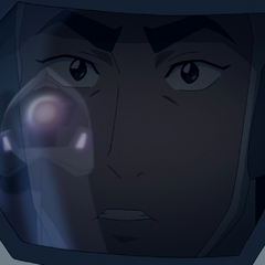 The first of man 'oh sh--' moments for Shiro.