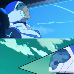 Parallel between Blaytz and Lance.