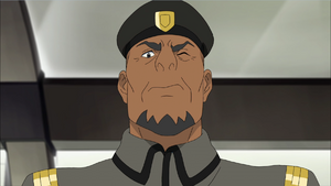 13. Commander Iverson