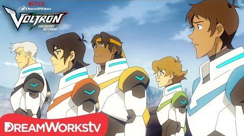 Season 7 Trailer DREAMWORKS VOLTRON LEGENDARY DEFENDER