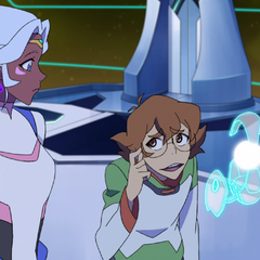 Allura is confused by acronyms.