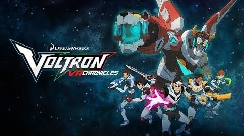 DREAMWORKS VOLTRON VR CHRONICLES Official Teaser