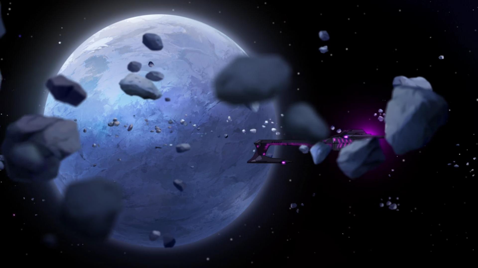 Kerberos Moon Of Plluto: FANDOM Powered By Wikia