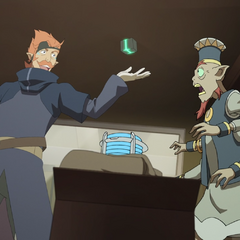 Please please <i>please</i> tell me Coran formatted that little pandora's box first.