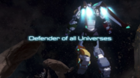 Defender of all Universes