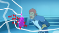 103. Coran studying Galra soldiers inside Balmera.png