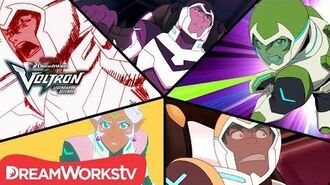 Season 5 Trailer DREAMWORKS VOLTRON LEGENDARY DEFENDER